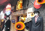 Funky Town Shop :: Commentary :: London